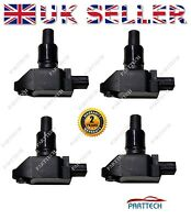 x4 MAZDA RX8 RX 8 RX-8 ALL MODELS PENCIL IGNITION COIL  2003>2012 *NEW*