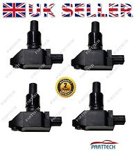 x4 MAZDA RX8 RX 8 RX-8 ALL MODELS SET OF 4 PENCIL IGNITION COIL  2003>2012 *NEW*