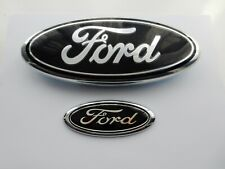 Ford Black Badge / Van Connect / Transit / Truck / Front & Rear / 3 pins