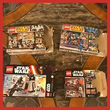 Imperial Senate ARC 170, LEGO STAR WARS BOXES. Empty, 75132, 75078, 75072, 75088