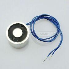 5.5lb DC 12V Holding Electromagnet Lift Hubmagnet Elektromagnet 20mm