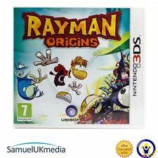 Rayman Origins (Nintendo 3DS) ** Excelente Estado **