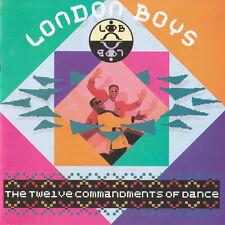 London Boys – The Twelve Commandments Of Dance  CD NEW