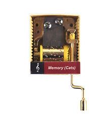 Memory (Cats) - Andrew Lloyd Webber - Handkurbel Spieldose