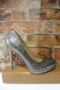 HEAD OVER HEELS ANDREA GOLD COURT SHOES SIZE 6 / 39 NEW WITHOUT BOX