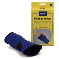 Handbandage / Bandage Hand für rechts und links / Größe M