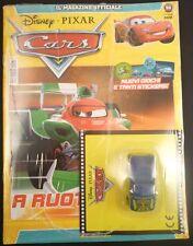 Disney Pixar CARS magazine ottobre 2015 #90 DEXTER HOOVER sealed 3D model Panini