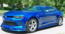 PAINTED Razzi 2016 2017 2018 Chevy Camaro Ground Effect Kit -  V6/4 Cyl Edition