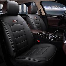 US 1 Set Auto Car Front Leather Seat Covers For BMW 1 3 5 325i 328i 528i 525i
