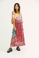 Free People NWT Size XS What You Want Maxi Dress NEW