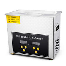 3l Ultrasonic Cleaner Stainless Steel Industry Heated Heater Timer Machine
