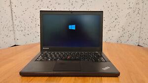 "Lenovo Thinkpad X240   12.5""  i3-4010U   4GB Ram   120GB SSD   SIM4G   Win10 Pro"