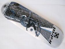 H-STREET Hackett SIGNd SLASH XL Skateboard Deck RARE schmitt stix deathbox olsen