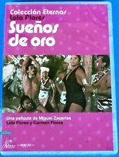 SUEÑOS DE ORO / MARICRUZ Lola Flores -DVD R2- Precintada