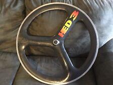 HED Trispoke. Specialized 650c Aero Front Wheel Clincher Rim Brake