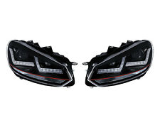 LEDriving® XENARC® Golf 6 VI GTI EDITION Xenon Phare LED circulation clignotant