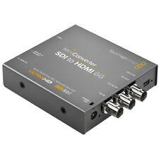 Blackmagic Design SDI to HDMI 6G Mini Converter -Ships from Miami [Open Box]