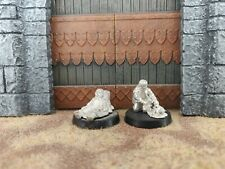 Warhammer Lord Of The Rings Frodo & Sam Ithilien metal LOTR ESDLA ISENGARD