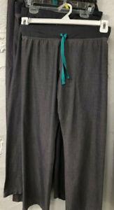 Figs Technical Collection Charcoal Gray Scrub Pants Unisex Sz XXS - 2 Pairs!