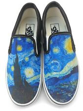 Starry Night Slip-on Vans Brand Shoes