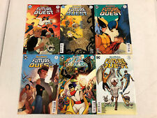 Future Quest #1 - #6 Variants  -Comic Book Lot- CHECK MY OTHER ITEMS