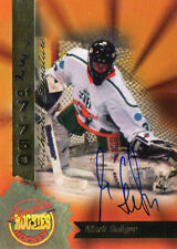 1994 SIGNATURE ROOKIES MARK SELIGER /7750 AUTOGRAPH HOCKEY CARD