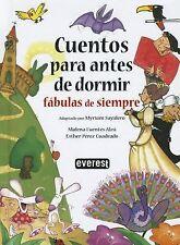 Cuentos Para Antes de Dormir (Spanish Edition)-ExLibrary