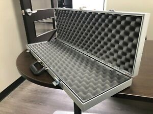Premium 4000 Single Breakdown Rifle or Shotgun Case - Eggcrate Foam Interior