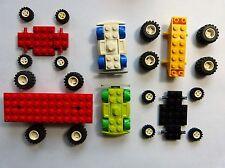 LEGO Technic City telai con ruote (ruote 23-80)