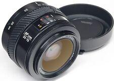MINOLTA (Sony) AF 35-70mm 3.5-4.5 + Hood