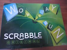 MATTEL...SCRABBLE Game.. 2012. Complete & With Instructions