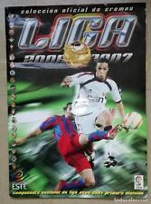 Album de futbol 2006-07; ESTE - Contiene 365 cromos (30 son ultimos fichajes)