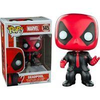 *NEW* Marvel: Suited Deadpool Dress to Kill PX Exclusive POP Vinyl Figure