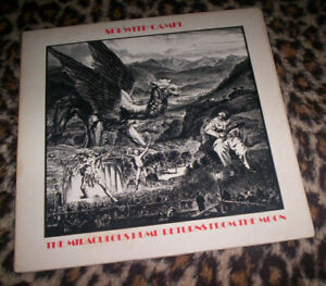 SOPWITH CAMEL ~ MIRACULOUS HUMP RETURNS. Orig US 1973 vinyl LP. NM/VG.