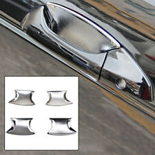 FOR HONDA ACCORD 2008 2009 2010 2011 12 CHROME DOOR HANDLE BOWL COVER CUP INSERT