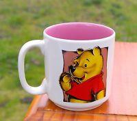 Walt Disney Mickey Mouse Coffee Mug World Travel Postage