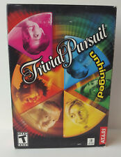 Trivial Pursuit Unhinged (PC, 2004) New and Sealed Box