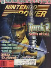 Nintendo Power Magazine Turok 2 Seeds Of Evil October 1998 021318nonr