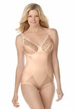 Cortland Shapewear W/F Soft Cup Nude Body Briefer Size 44 Multiple Cup Sizing