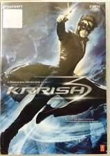 Krrish 3 - Hrithik Roshan - Hindi Movie DVD / Region Free / English Subtitles