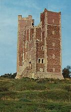 postcard Suffolk Orford Castle Nr Ipswich  posted