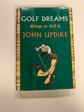 GOLF DREAMS BY JOHN UPDIKE HARCOVER W/ DUST COVER 1996