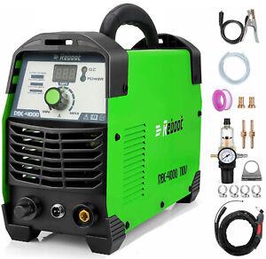 """Plasma Cutters 40 Amps IGBT Inverter Air Plasma Cutting machine 1/2"""" Clean cut"""