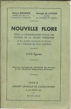 NOUVELLE FLORE - GASTON BONNIER 1946