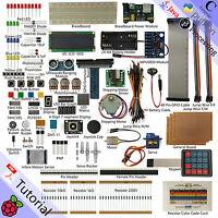Ultimate Raspberry Pi Starter Kit for RPi 3 2 Model B Python C Java Processing