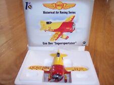 Shell Gee Bee R-1 Supersportster Airplane #1 In Air Racing Series 99-0120