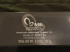 Makeover Essentials Eyeshadow & 2 Lip Gloss Sets (3 Separate Makeup Sets)
