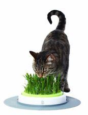 CATIT DESIGN SENSES GRASS GARDEN KIT / MULTI-SENSORY / HELPS DIGESTION / INDOOR
