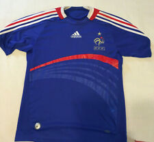 Vintage French National Team Soccer Jersey (Youth - Large)