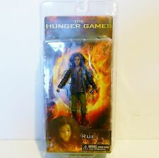 NEW The Hunger Games Rue Figurine MIP/NRFP Collectible Toy 2012 by NECA ~5 1/2""